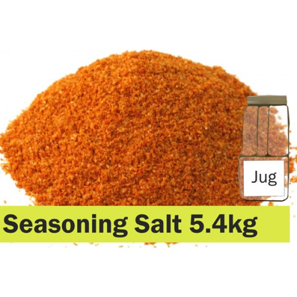 KOS Seasoning Salt 5.4kg Jug