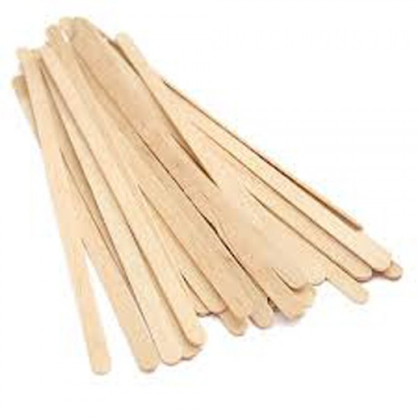 "Touch - 80-414N - 7"" Wooden Stir Sticks 10X1000/Case"