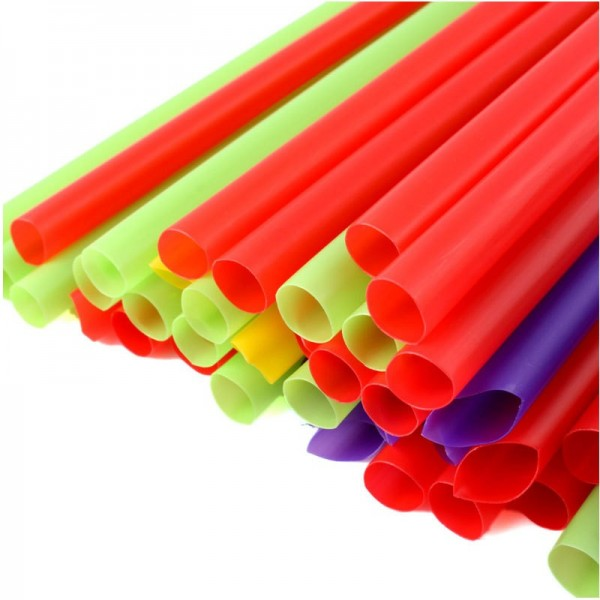 "Touch - 92-630N - 8"" Bubble Tea Straw 1X600/Case"