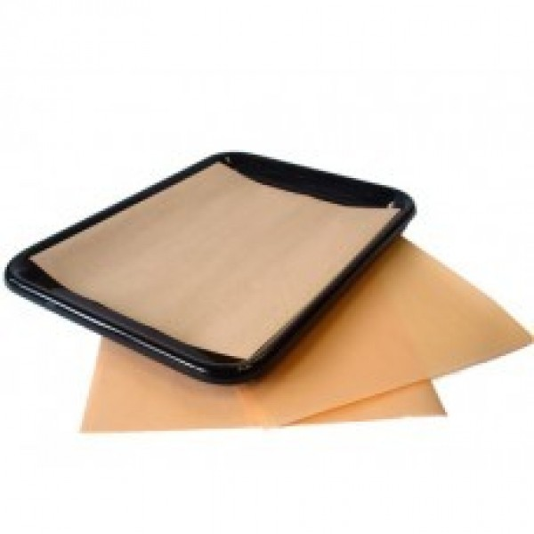 "Amber - 8""X29"" - Peach Paper Sheet 1000/Pack"