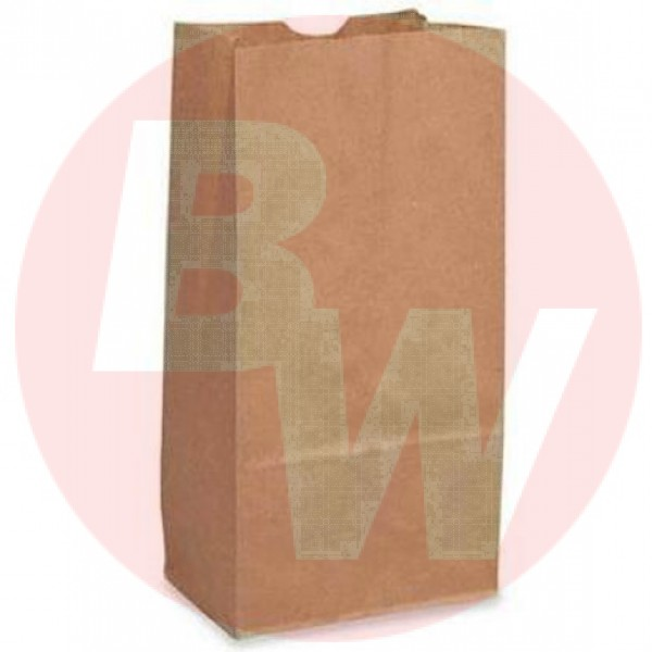 Krown - #20 - Kraft Paper Bag 20Lb 500/Pack