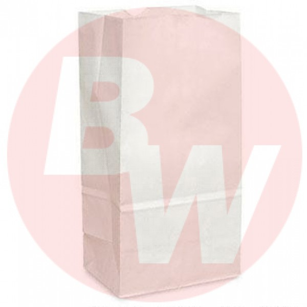 Krown - #5 - White Paper Bag 5Lb 500/Pack