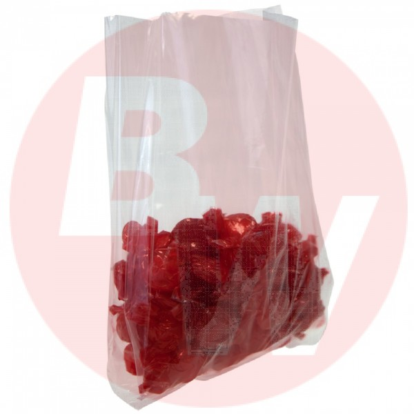 Amber - 4 lbs - Poly Bags Gusseted 500/Pack