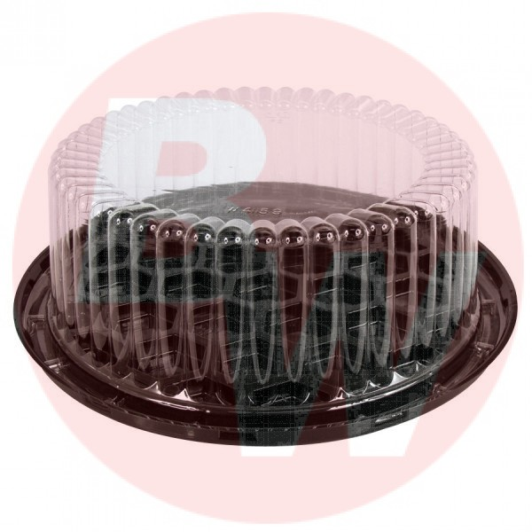 "D&W - G33 - 10"" 1-2 Layers Cake Dome Combo 100/Case"