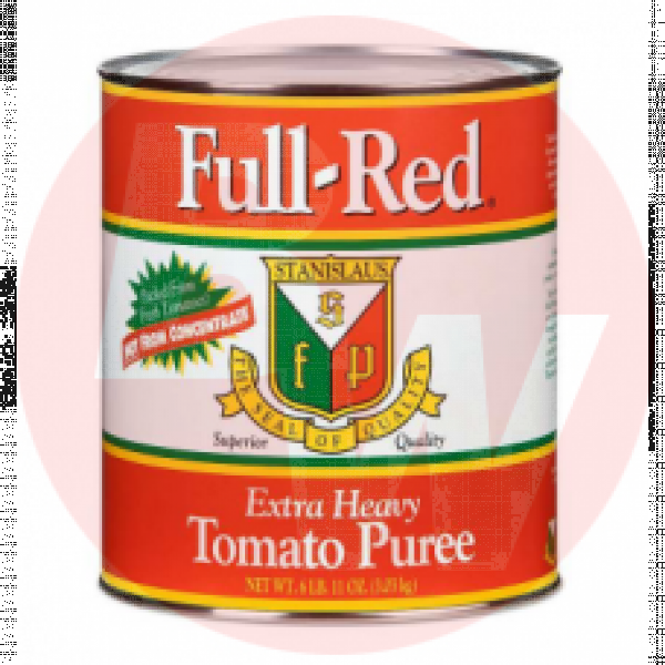 Stanislaus - Full Red Heavy Tomato Puree 6x100oz