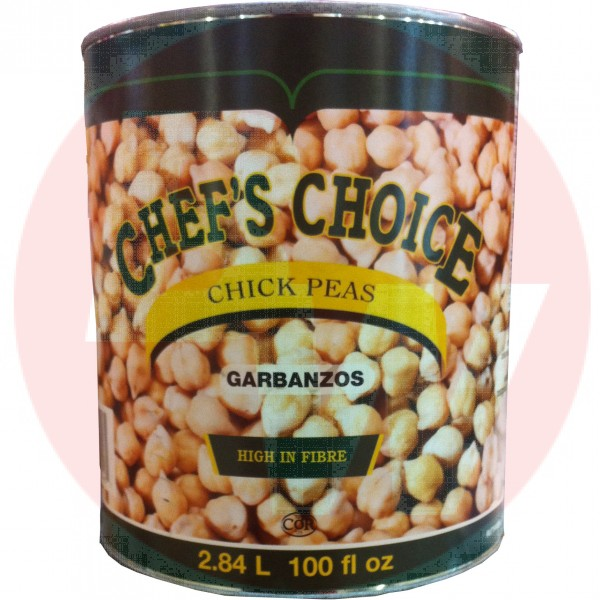 Chef's Choice - Chickpeas 6x100oz