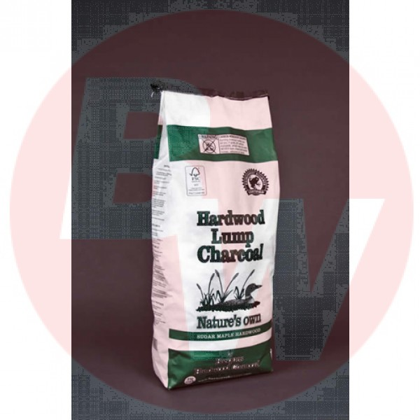Nature's Own - - Hardwood Charcoal 8kg