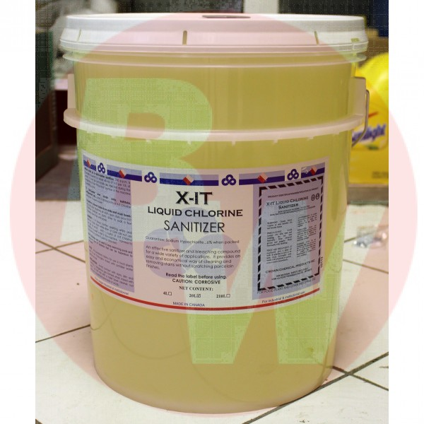 Crown - 6070.35 - Xit Sanitizer For Automatic Dish Washer  20L/Pail