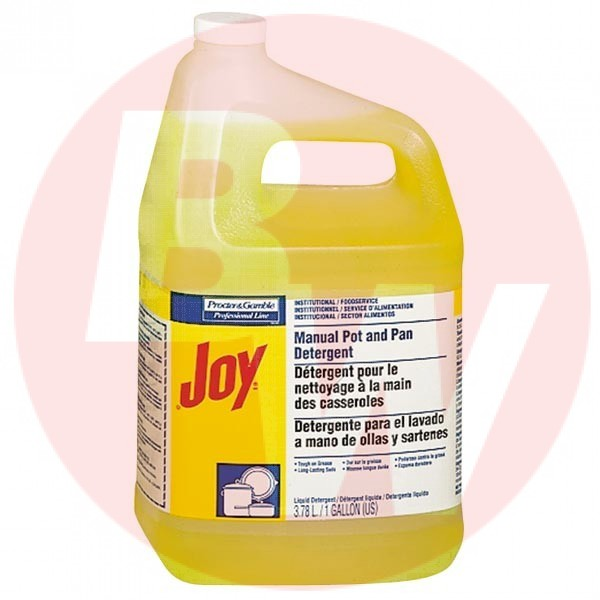 Joy - 57477 - Manual Liquid Dishwashing Soap 4x3.78L/Case