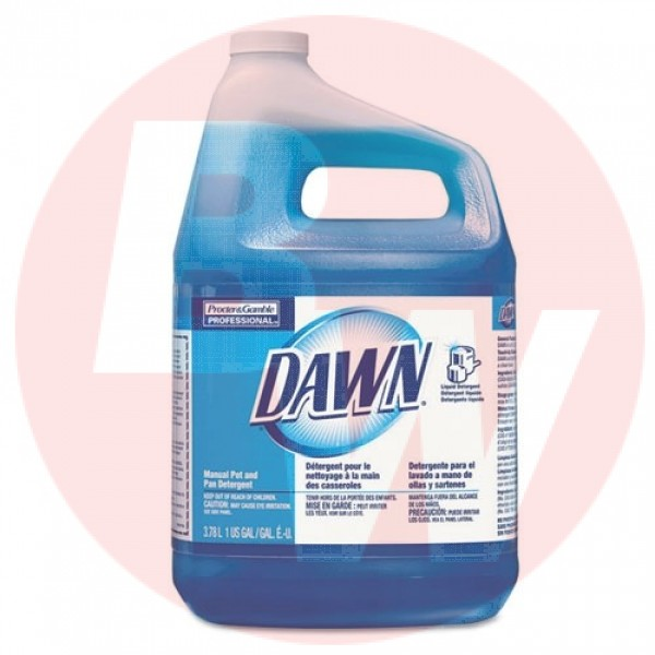Dawn - 57455 - Manual Liquid Dishwashing Soap 4x3.78L/Case