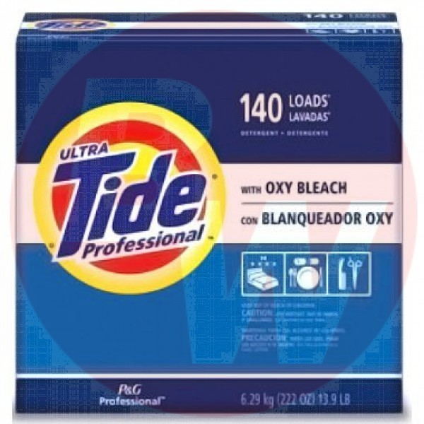 Tide - 84884679 - Ultra Tide Pro Powder W/ Oxy Bleach 6.29KG/Each