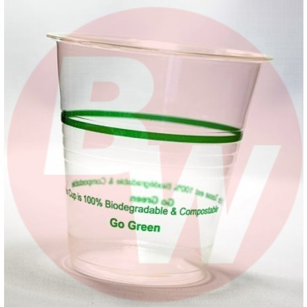 Bio-Sposables - CF 8116 - 12 Oz Pla Clear Cup 1000/Case