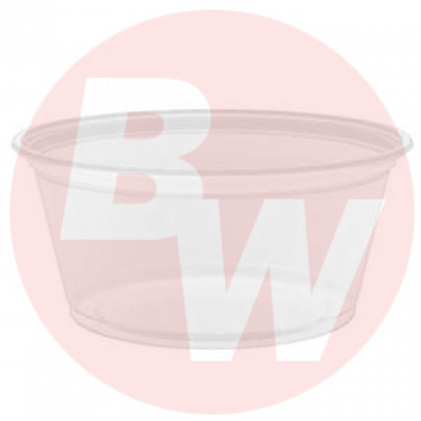 Bio-Sposables - CF 7057  - 2 Oz Clear Pla Portion Cup  2000/Case