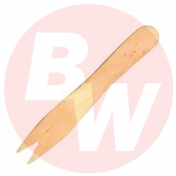 Touch - 80-600 - Wooden Chip Fork 1000/Case