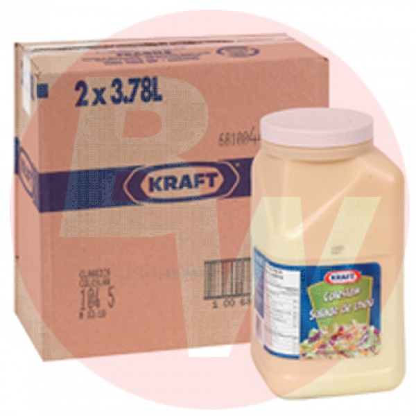 Kraft - Sundried Tomato & Oregano Dressing 2 x 3.7L