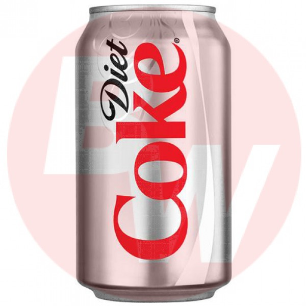 Coca Cola® Diet Coke - 355ml Cans x 24 Pack