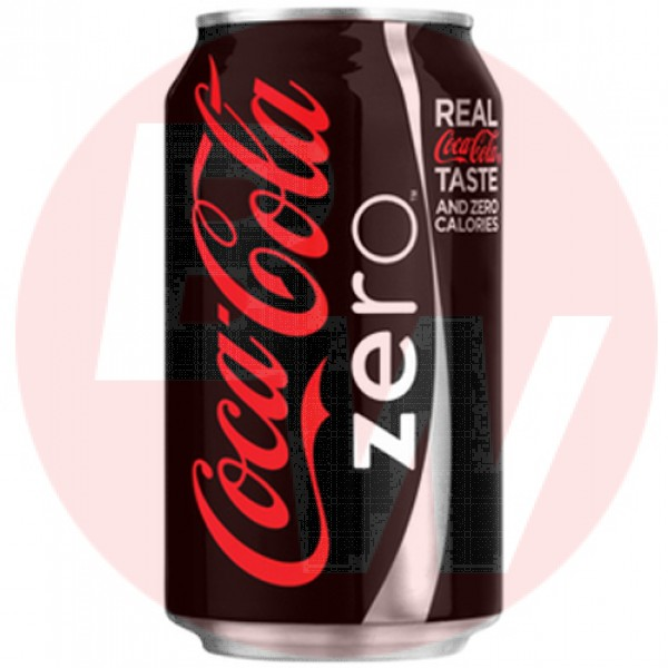 Coca Cola® Zero - 355ml Cans x 24 Pack