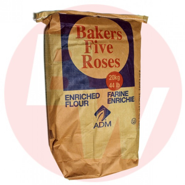 Bakers Five Roses All Purpose Flour 20kg