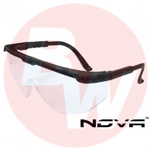 Ronco - 82-150 - Nova Adjustable Safety Glasses 12/Pack