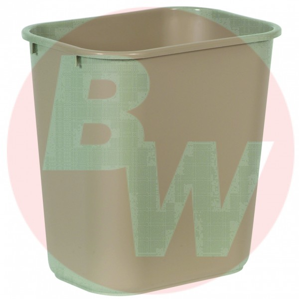 Dynapak - 41qt Grey - Waste Basket 1 UNIT/Each