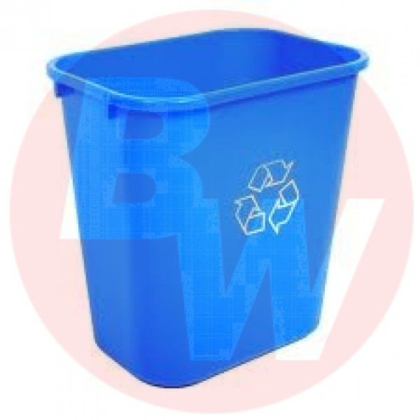 Dynapak - 28qt Blue - Waste Basket 1 UNIT/Each