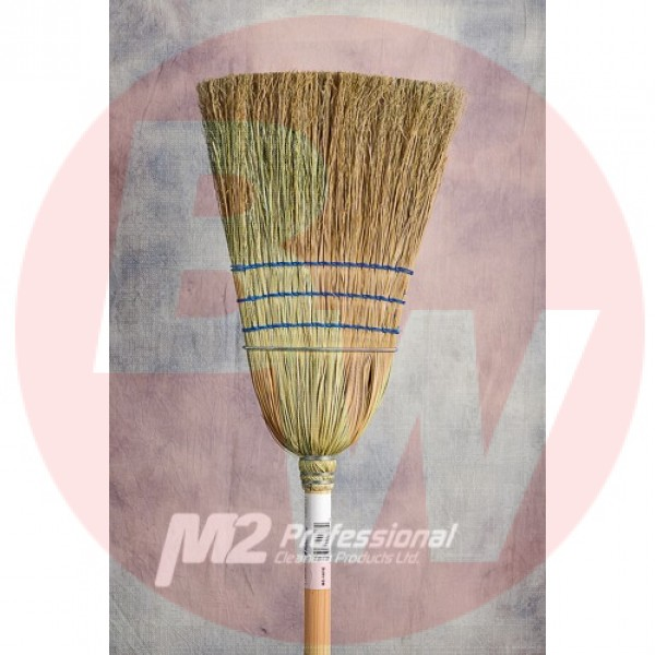 M2 Professional - CB110 - Yard Broom 3 Wire + 1 String 1/Each