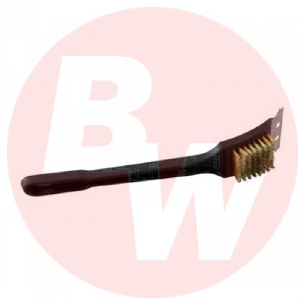 Winco - BR-12 - Oven And Grill / Bbq Brush  1/Each
