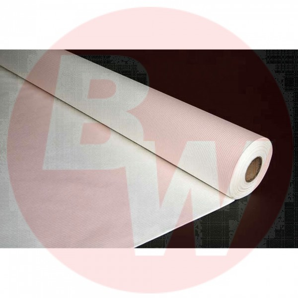 "Lapaco - 475-004 - Plastic Banquet / Table Cover Roll 40""X300' 1 ROLL/Each"