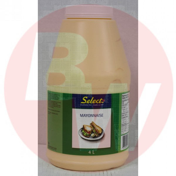 Select - Mayonnaise 2 x 4L