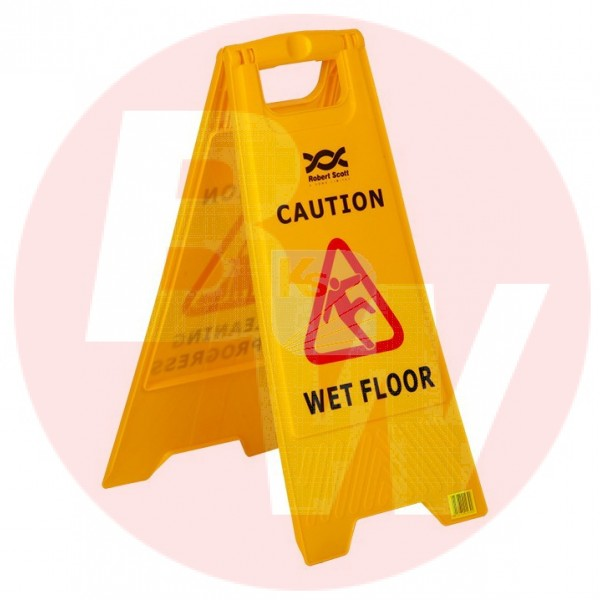 Tisa - TS9500 - Wet Floor Sign 1/Each