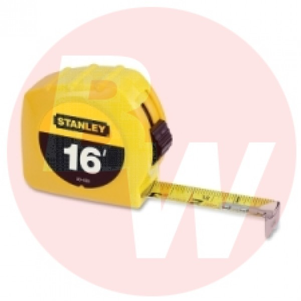 Stanley - 30-496 - 16' / 5m - Measuring Tape - 1 Each