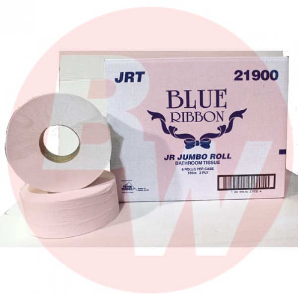 """Classique 2726 (old Blue Ribbon - 21900) - 3.3"""" Core Jrt Jumbo Roll Tissue 2Ply 8/Case"""