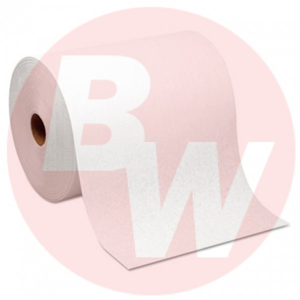 "Metro - RT205W/2 - 205' White Roll Towel 2"" Core - 24 Rolls/Case"