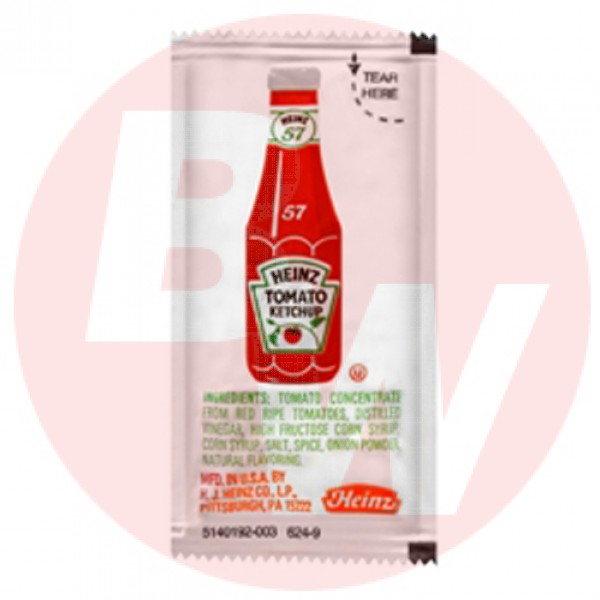 Heinz - Ketchup Portion 8ml 500's