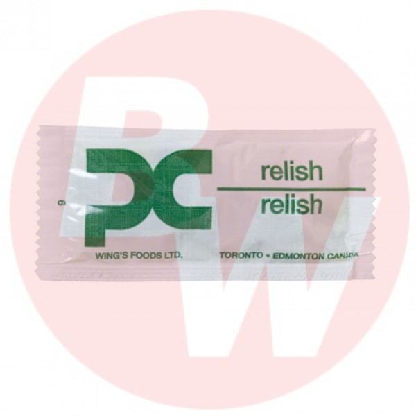 Wing's - Food Relish Portion 8g x 500