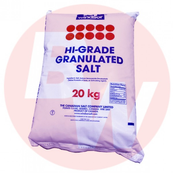 Windsor Hi Grade Salt 20 kg