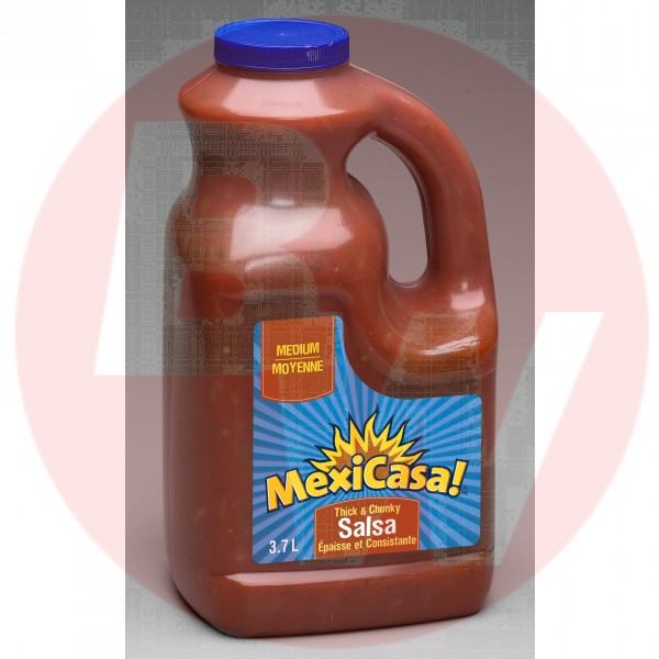 Solis Foods Mexicasa - Medium Salsa 3.7L