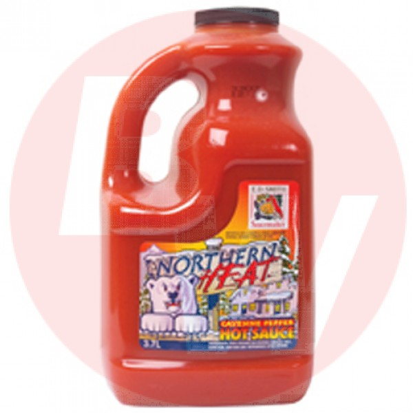 ED Smith  SCM Northern Heat  Hot Sauce 2  x 3.7L