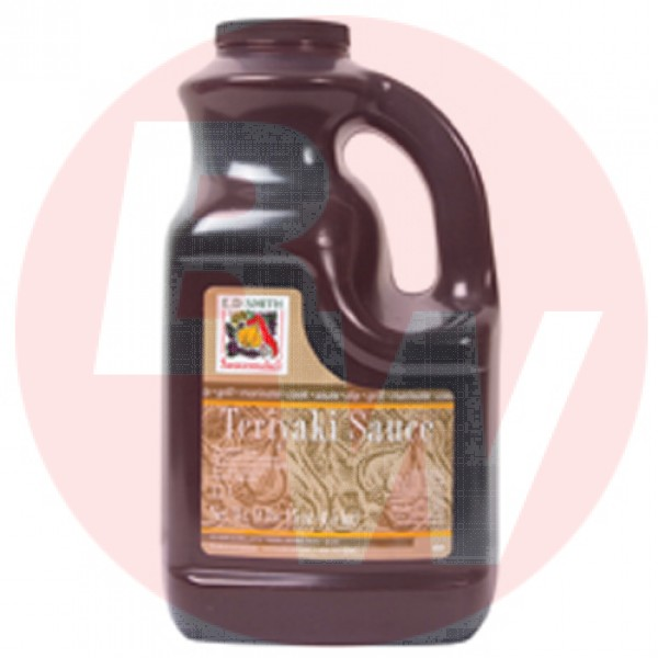 ED Smith  SCM Teriyaki Sauce   2  x 3.7L