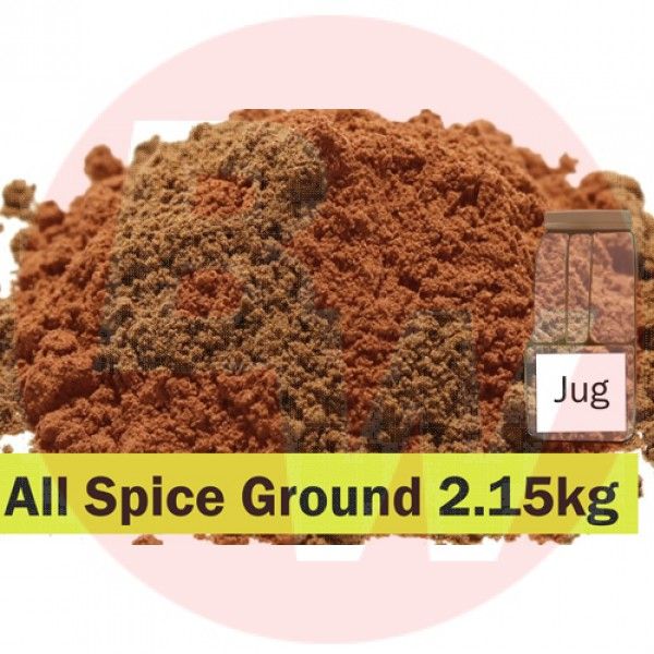 KOS  All Spice Ground 2.15kg Jug