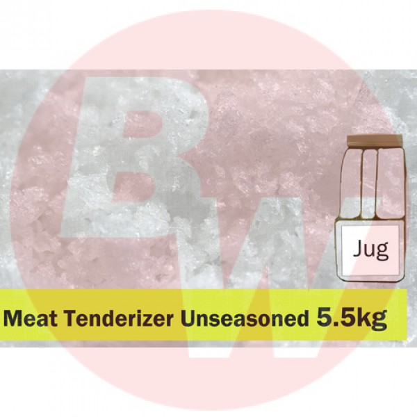 KOS Unseasoned Meat Tenderizer 5.50kg Jug