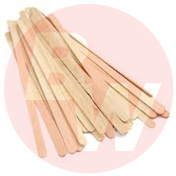 "Touch - 80-411N - 5.5"" Wooden Stir Sticks 10X1000/Case"