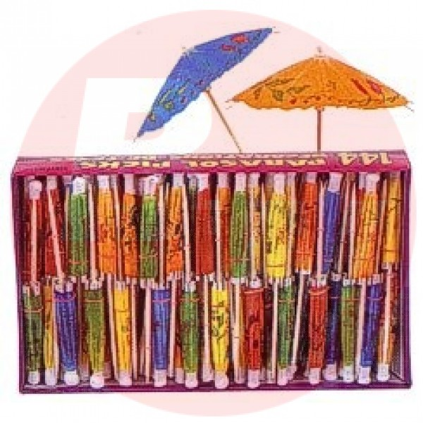 Touch -  - Parasol Picks 1X144/Pack