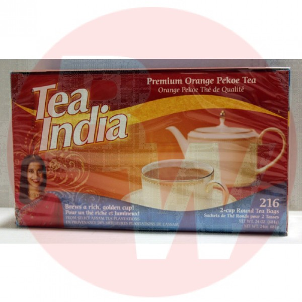 Tea India - Orange Pekoe 216's