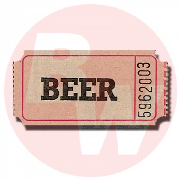 Multi-Tact - 11216 - Tickets - Beer 1000/Case